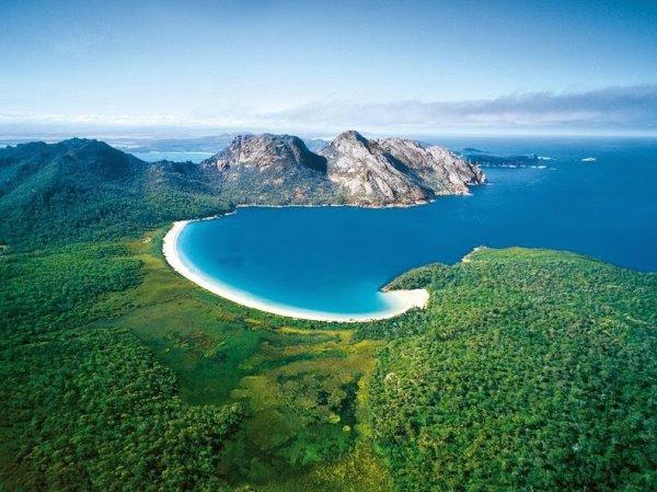 Залив «Винный Бокал» в Австралии (7 фото)