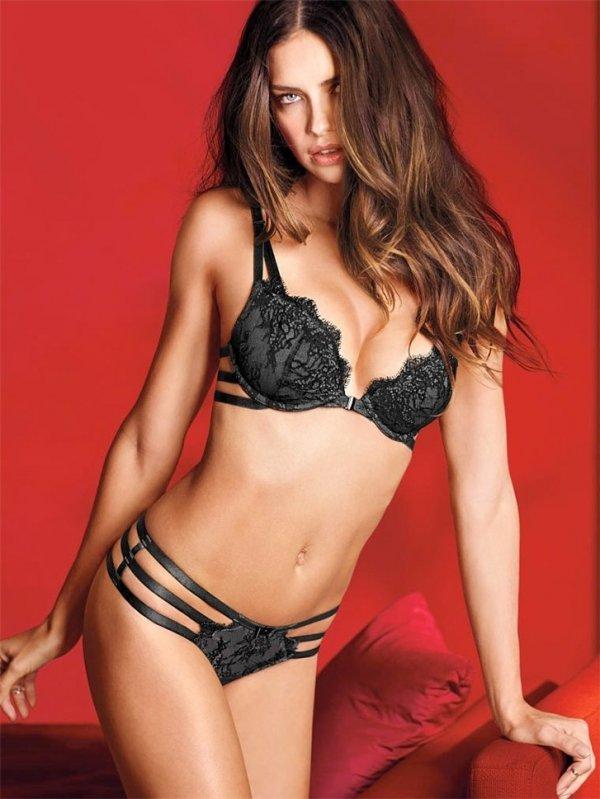 Новая коллекция ко Дню влюблённых от Victoria's Secret (32 фото)