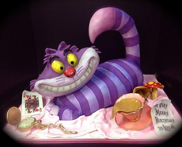 Гиперреалистичные торты от Дебби Гоард (25 фото)