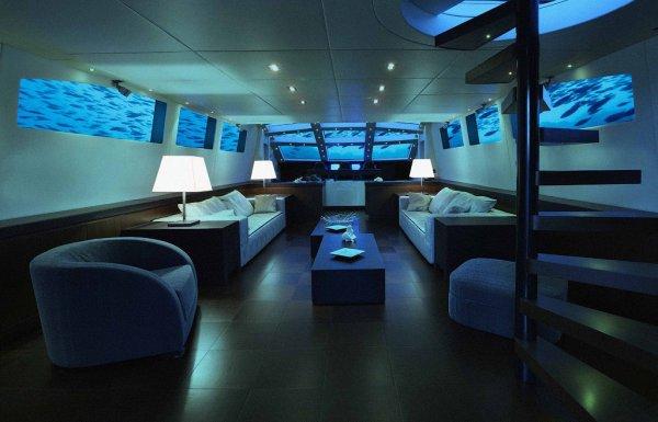 Lovers Deep: подводный мини-отель для романтиков (5 фото)