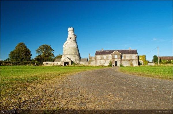 Изумительное зернохранилище в Ирландии (5 фото)