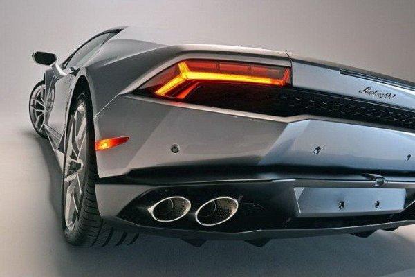Премьера Женевского автосалона: суперкар Lamborghini Huracan (18 фото)