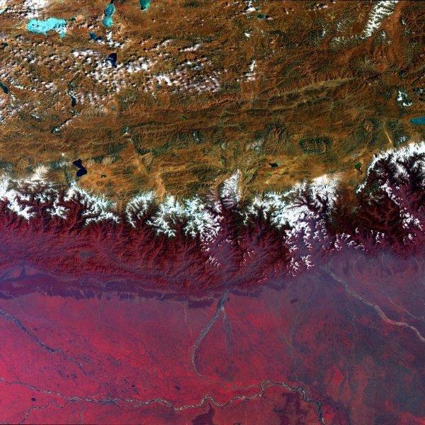 Красота и великолепие нашей планеты (27 фото)