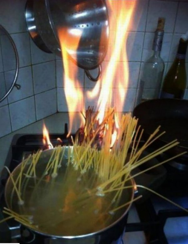 Кулинарные фейлы (25 фото)