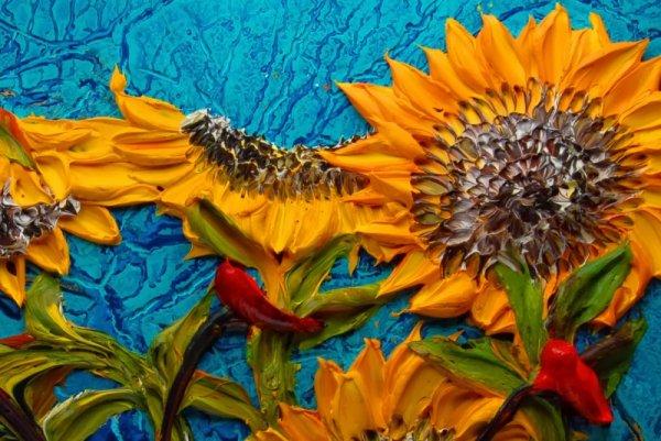 Потрясающие 3D-картины Джастина Геффри (22 фото)