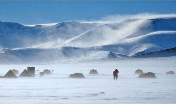 Топ-25 Леденящих фактов про Антарктиду