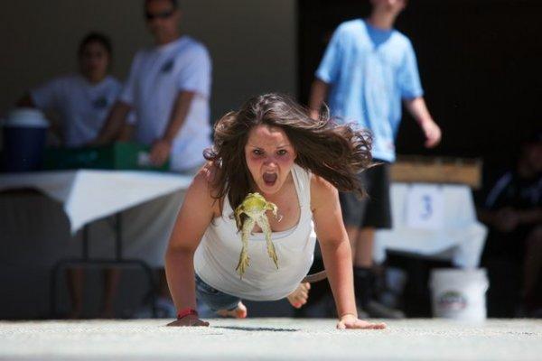 Дикий мир «Странных видов спорта» (12 фото)