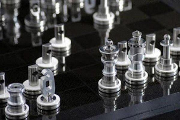 Топ-10 Самых дорогостоящих шахмат в мире