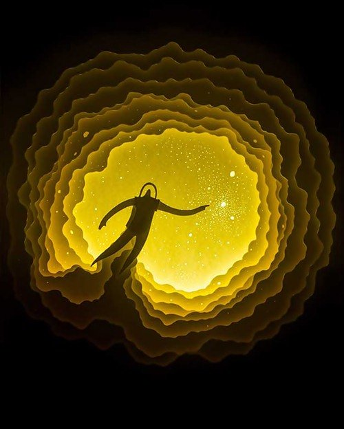 Восхитительные диорамы индийского художника Харикришнана Паникера (25 фото)