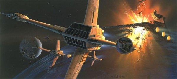 Концептуальное искусство, вдохновлённое фильмом Star Wars (16 фото)