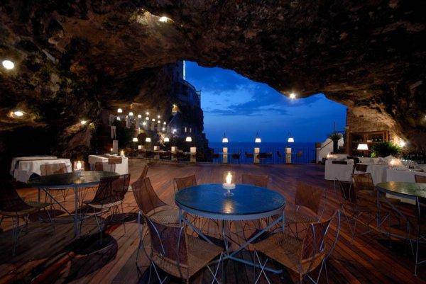 Самые необычные рестораны, которые стоит посетить (18 фото)