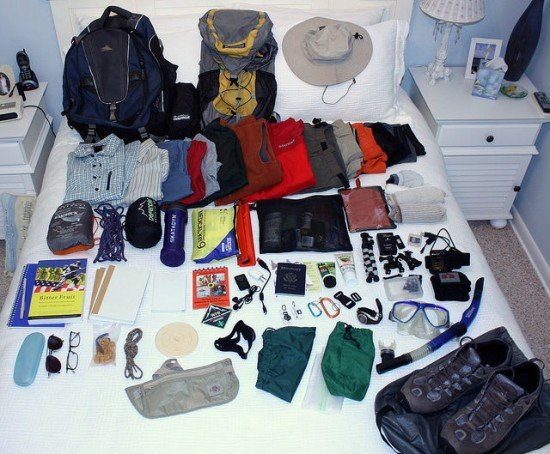 Профессиональные упаковщики чемоданов, чьи услуги стоят 250 долларов в час (2 фото)