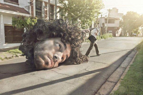 Волшебник Фотошопа превращает свои самые смелые мечты в сумасшедшие фотоманипуляции (12 фото + видео)