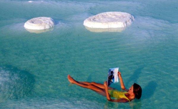 Поездка на Мертвое море
