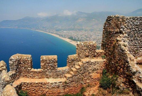 Алания – один из любимых курортов Турции