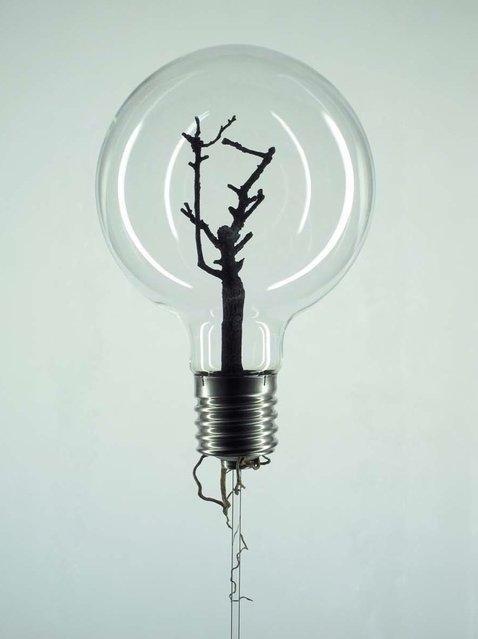 Необычные скульптуры Эмерика Чантье (8 фото)