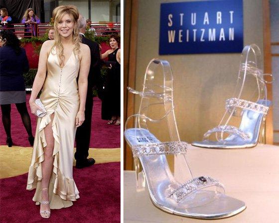 Самая дорогая женская обувь (4 фото)