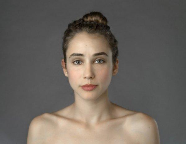 Стандарты красоты в разных странах (23 фото)