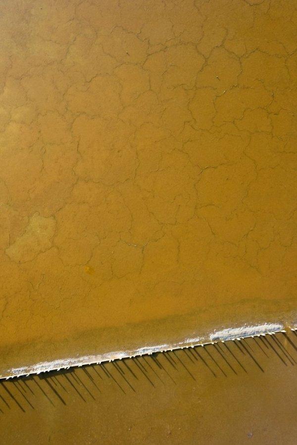 Цветовая палитра соляных прудов Калифорнии (13 фото)