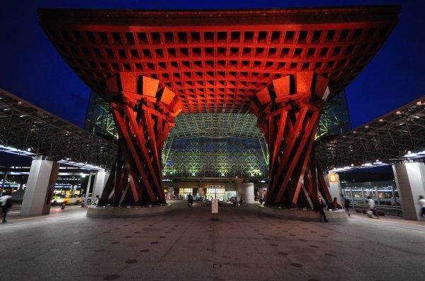 Самые красивые вокзалы мира (22 фото)