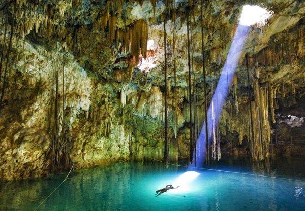 Самая глубокая пещера в мире – пещера Крубера-Воронья (13 фото)