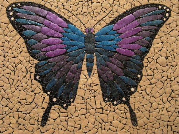 Великолепные мозаичные картины Линды Биггерс (16 фото)