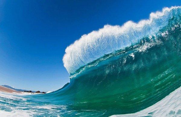 Морские волны через объектив Кларка Литла (22 фото)