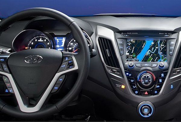 Небольшой обзор автомобиля Hyundai Veloster