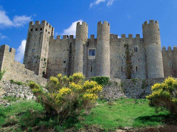 Самые величественные замки-отели мира (28 фото)