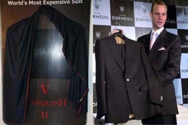 Топ-10 самых дорогих костюмов в мире