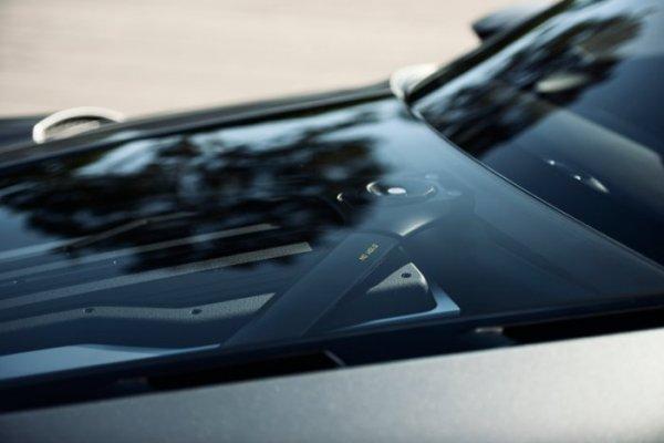 Концепт-кар Toyota FT-1 второго поколения (10 фото)