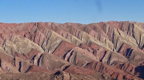 Горный хребет Орнокаль (10 фото)