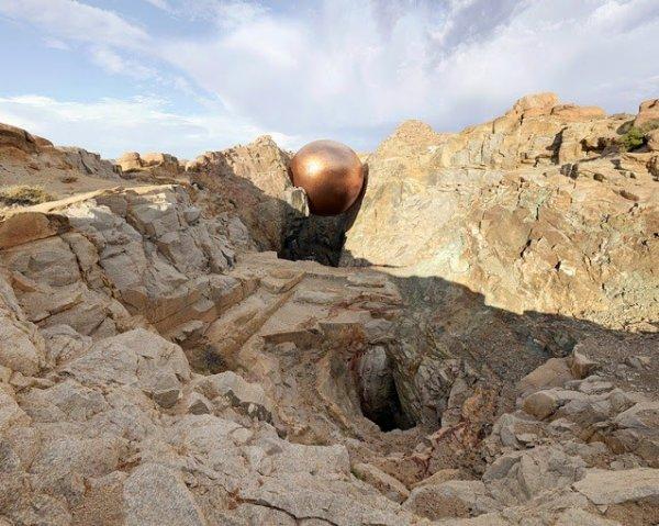 Как выглядит весь металл, добытый из одной шахты (5 фото)
