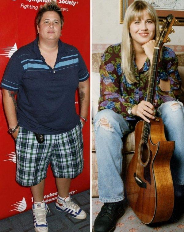 Топ-10 шокирующих трансформаций знаменитостей