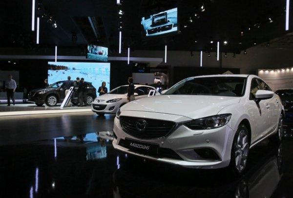 Премьеры Московского международного автомобильного салона 2014 (23 фото)