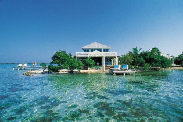 Топ-10 эксклюзивных частных островов планеты