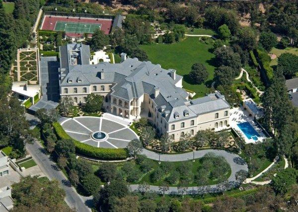 Топ-10 самых дорогих особняков в мире