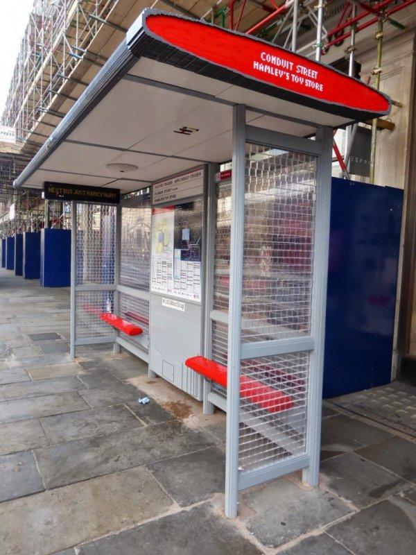 Топ-10 феноменальных автобусных остановок