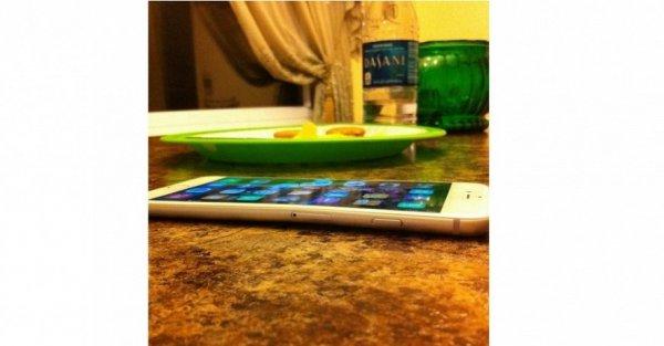 Гнущийся дефект смартфонов iPhone 6 Plus (7 фото + видео)