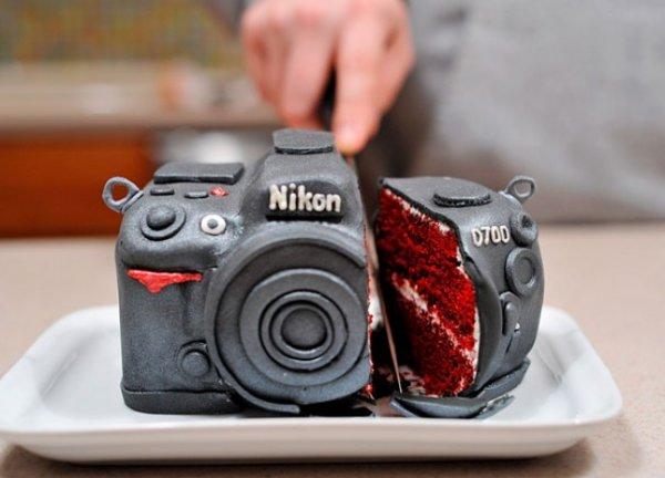 Торты как произведения искусства (22 фото)