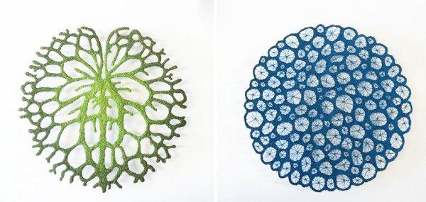 Воздушная вышивка Мередит Вулнаф (24 фото)