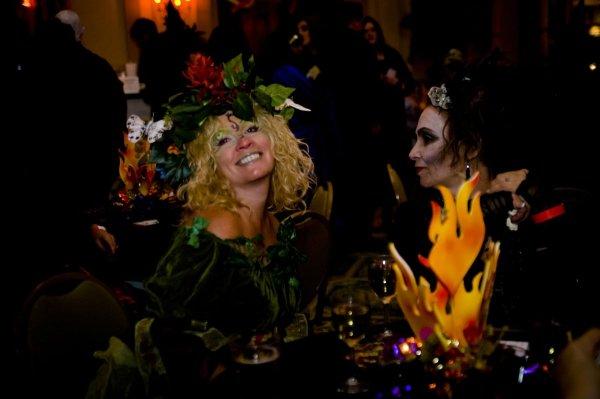 Топ-7 самых буйных празднований Хэллоуина со всего мира