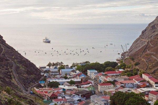 Остров Святой Елены: Место заточения Наполеона (12 фото)