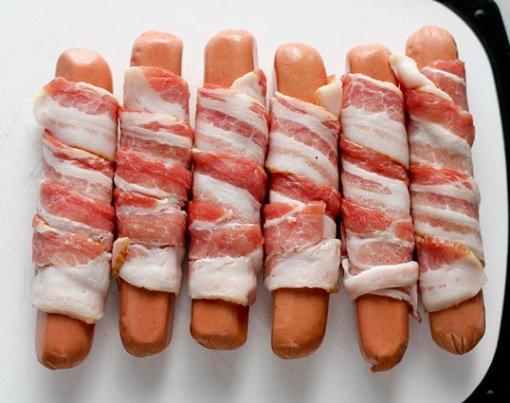 Топ-10 необычных блюд с сосисками