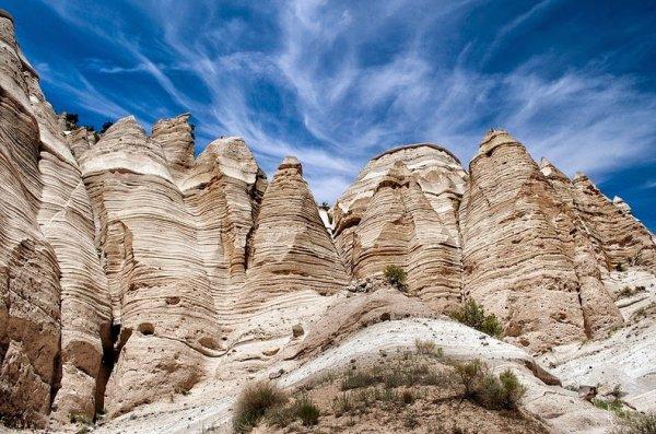 Скалы-палатки Каша-Катуве (9 фото)