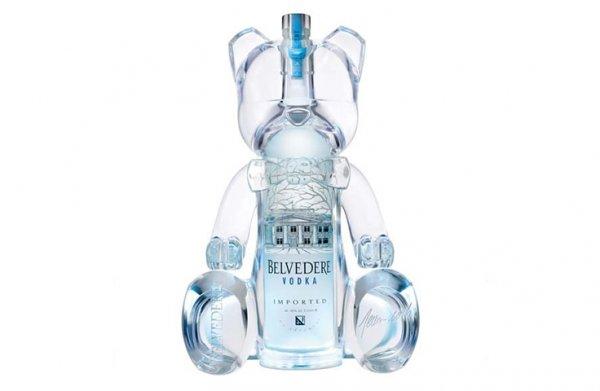 Топ-10: Самые дорогостоящие бутылки водки в мире