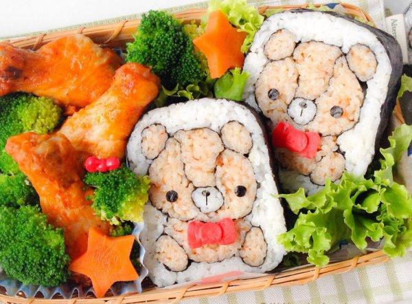 Искусство приготовления суши: кадзари-суши (21 фото)