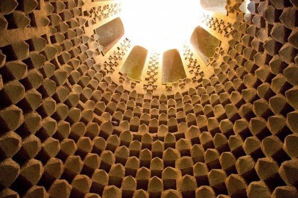 Голубиные башни Ирана (15 фото)