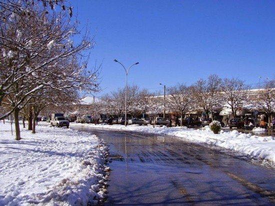 Добро пожаловать в Ифран, маленькую африканскую Швейцарию (8 фото)