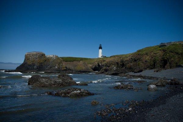 Красивые маяки в разных уголках планеты (15 фото)
